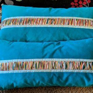 Ikea Home Blue Accent Pillows
